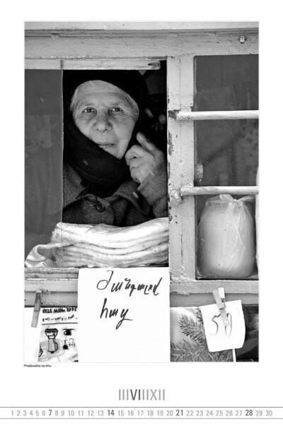 Prodavačka na trhu