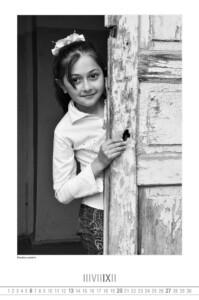 Školačka za dveřmi