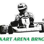 Doplňková barevná verze logotypu KART ARENA BRNO