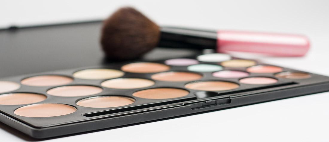 make-up barvy