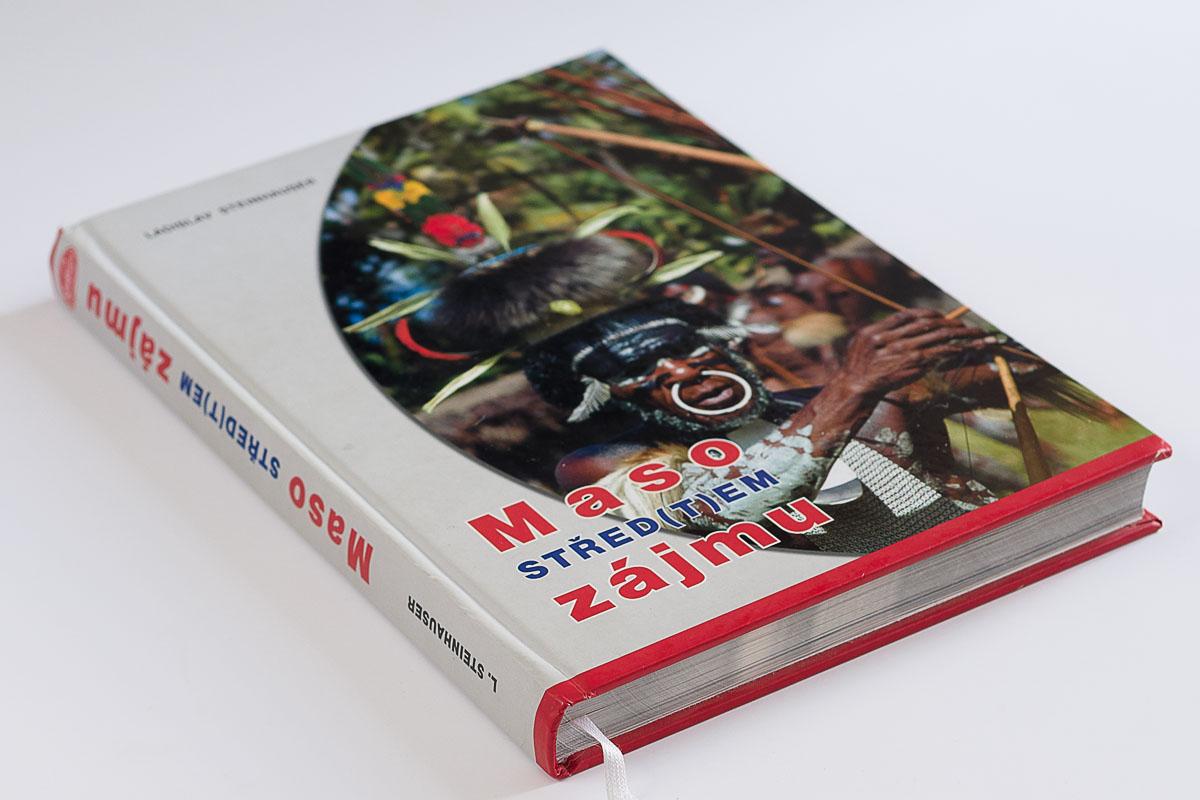 Kniha: Maso střed(t)em zájmu