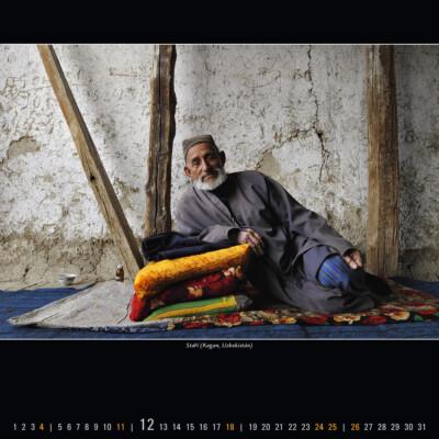 Stáří (Kagan, Uzbekistán)