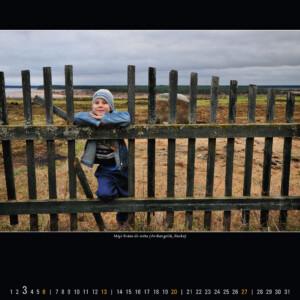 Moje brána do světa (Archangelsk, Rusko)