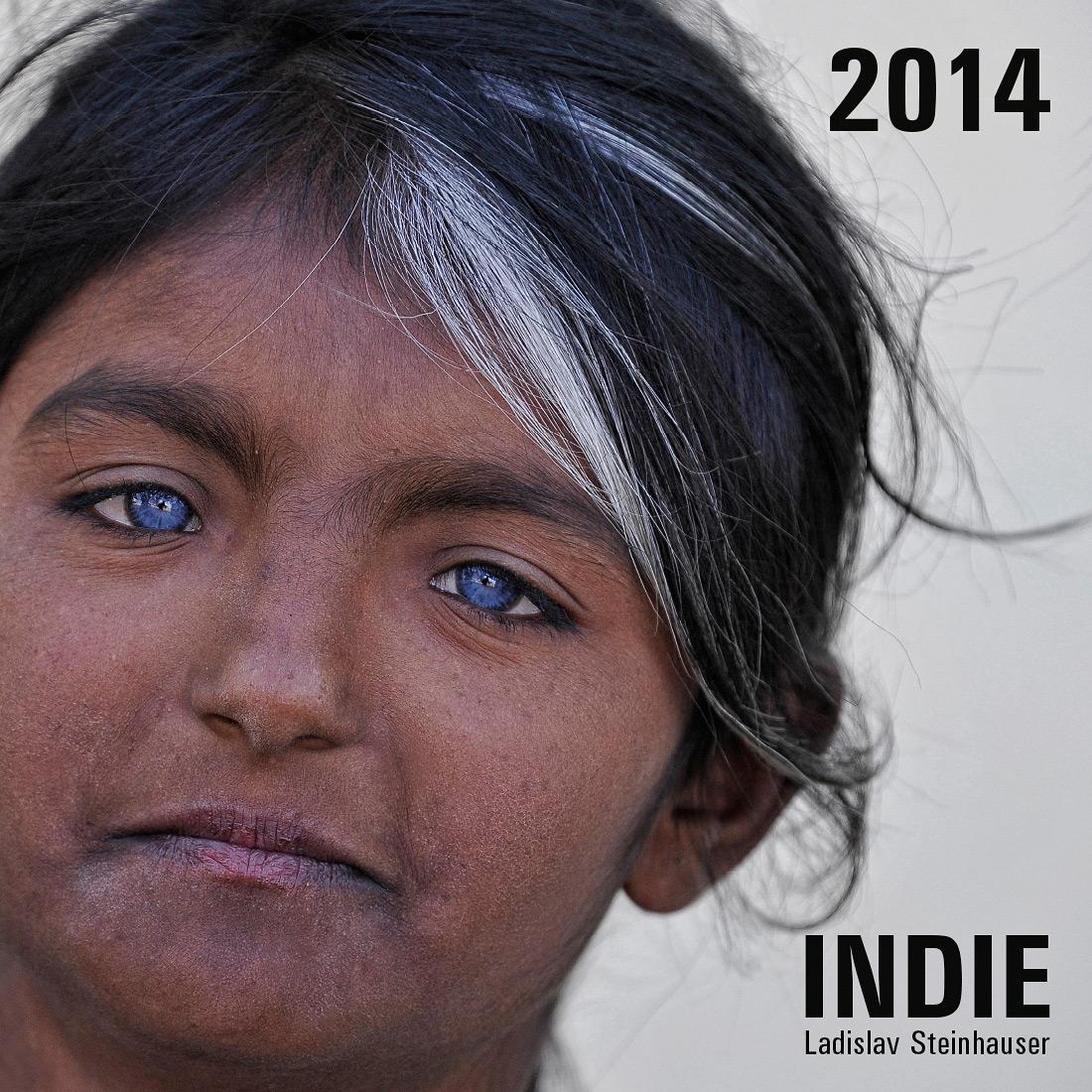 "Kalendář ""INDIE 2014"""