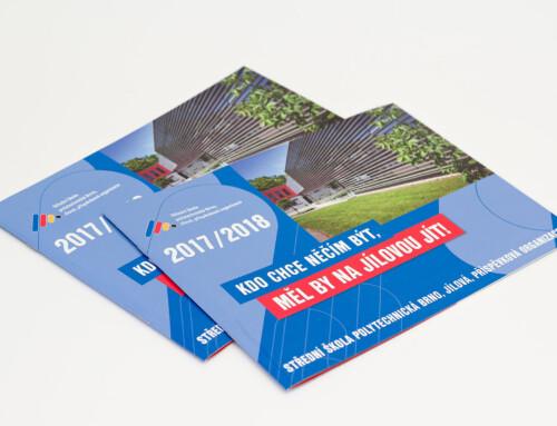 Brožura studijních aučebních oborů Střední školy polytechnické Jílová