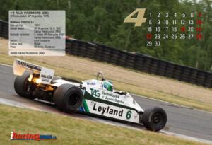 Williams FW07C-14