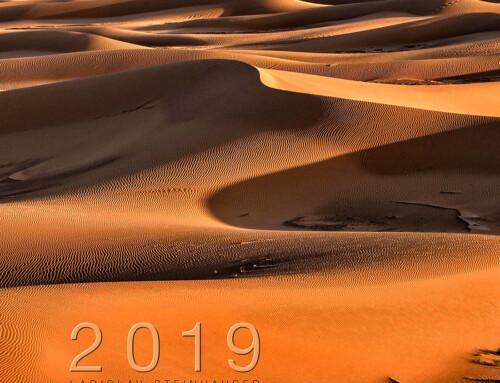 Nástěnný kalendář 2019 – Letem světem