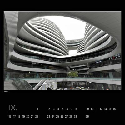Kalendář 2019 – Peking