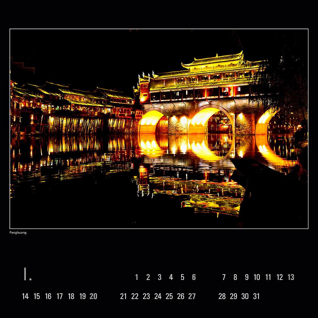 Kalendář 2019 – Fenghuang
