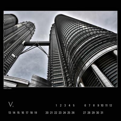 Kalendář 2019 – Kuala Lumpur
