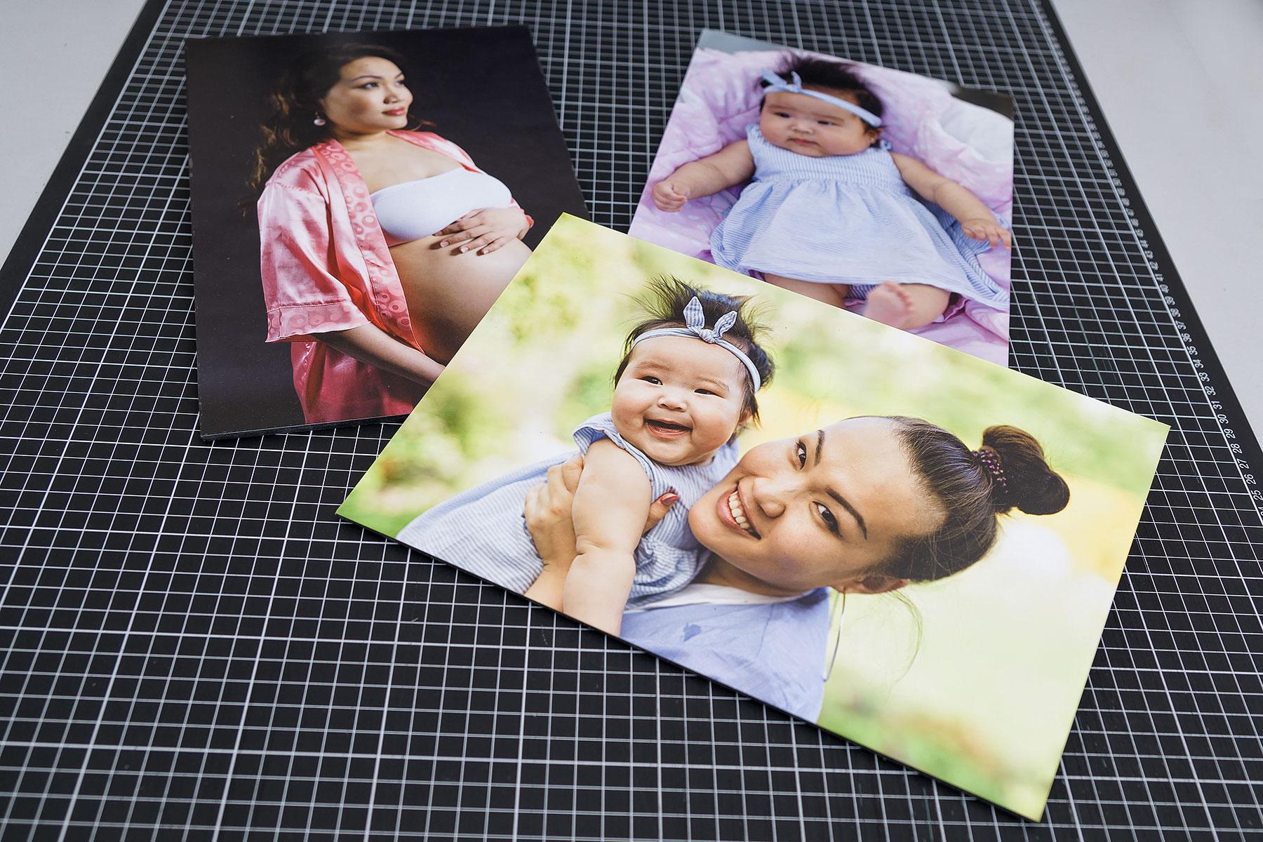 Vzpomínky na těhotenství a narození dítěte